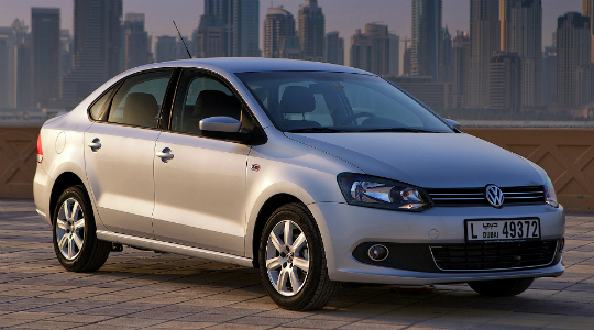 Volkswagen Polo Exclusive