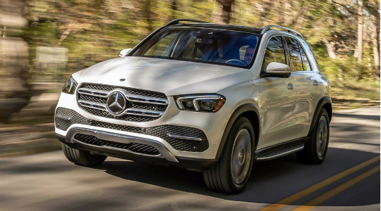 Mercedes-Benz GLE в лизинг