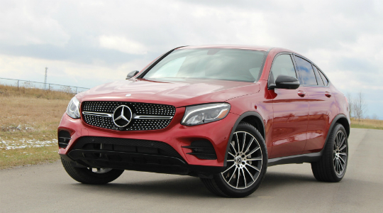 Mercedes-Benz GLC в лизинг